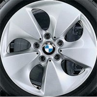 "17"" BMW 363 wheels 36116794681 36116794682"