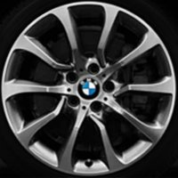"19"" BMW 453 wheels 36116857666 36116857667"