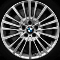 "19"" BMW 455 wheels 36116857669 36116857670"