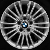 "17"" BMW 456 wheels 36116857671"