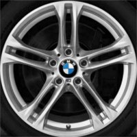 "18"" BMW 613M wheels 36117848572 36117848573"