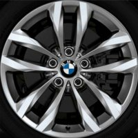 "18"" BMW 609 wheels 36116862892 36116868498"