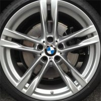 "20"" BMW 373M wheels 36117843715 36117843716"