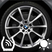 "18"" BMW 281 wheels 36116783521"