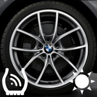 "20"" BMW 356 wheels 36116792598 36116792599"