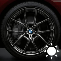 "20"" BMW 356 wheels 36116853816 36116853817"