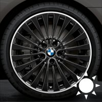 "20"" BMW 410 wheels 36116797477 36116797478"