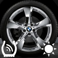 "20"" BMW 311 wheels 36116796115 36116796116"
