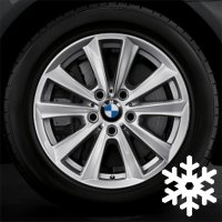 "17"" BMW 236 wheels 36116780720"