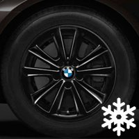 "17"" BMW 236 wheels 36116867127"
