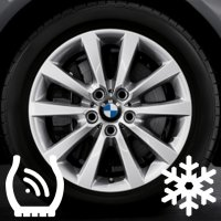 "18"" BMW 328 wheels 36116790173"