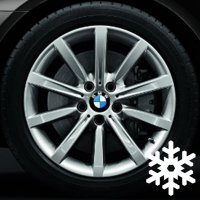 "18"" BMW 365 wheels 36116794688"