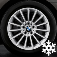 "18"" BMW 237 wheels 36116775407"