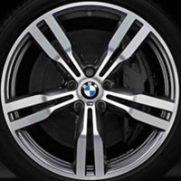 "20"" BMW 648M wheels 36117850581 36117850582"