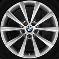 "18"" BMW 642 wheels 36116867338"