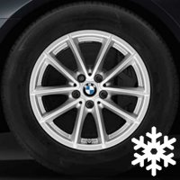 "17"" BMW 618 wheels 36116868217"