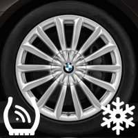 "19"" BMW 620 wheels 36116861225"