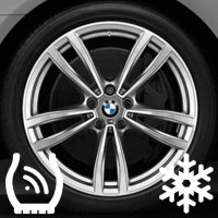 "19"" BMW 647M wheels 36117850579"