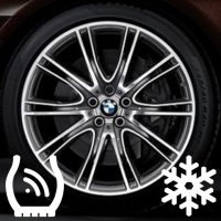 "20"" BMW 649 wheels 36117850583 36117850584"