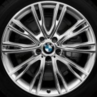 "20"" BMW 551i wheels 36117847310 36117847311"