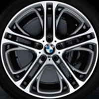 "21"" BMW 310M wheels 36116854564 36116854566"