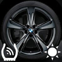 "21"" BMW 128 wheels 36116859425 36116859426"