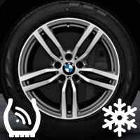 "19"" BMW 623M wheels 36117849629 36117850070"