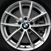 "17"" BMW 304 wheels 36116787575"