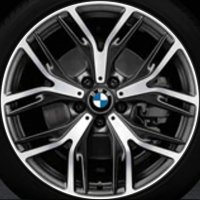 "20"" BMW 542 wheels 36116864262 36116864263"