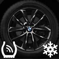 "18"" BMW 307 wheels 36116867131"