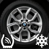 "18"" BMW 308 wheels 36116787579"