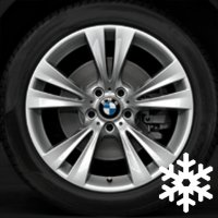 "19"" BMW 309 wheels 36116787580 36116787581"