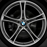 "20"" BMW 361 wheels 36116794371 36116794372"