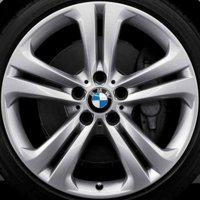 "19"" BMW 401 wheels 36116796256 36116796257"