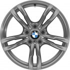 "new 18"" BMW 441M alloy wheels"