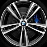 "19"" BMW 442M wheels 36117846780 36117846781"