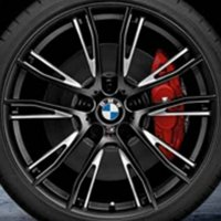 "20"" BMW 624M wheels 36116862774 36116862775"