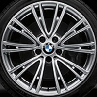 "19"" BMW 626 wheels 36117849066 36117849067"