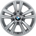 "new 16"" BMW 656 alloy wheels"