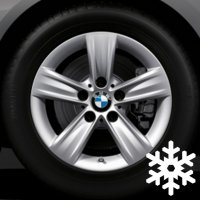 "16"" BMW 391 wheels 36116796237"