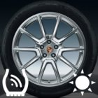 "new 20"" Porsche Macan Sport Design alloy wheels"
