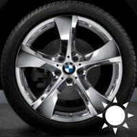 "19"" BMW 311 wheels 36116787642 36116787644"