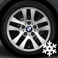 "16"" BMW 156 wheels 36116775595"