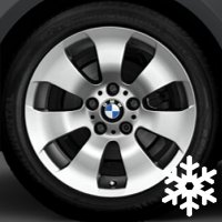 "17"" BMW 158 wheels 36116775596"