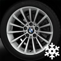 "17"" BMW 284 wheels 36116783630"