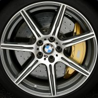 "20"" BMW 601M wheels 36112284872 36112284873"