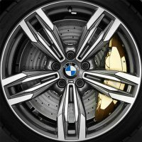 "20"" BMW 433M wheels 36112284450 36112284451"