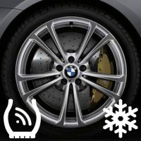"20"" BMW 409M wheels 36112284254 36112284255"