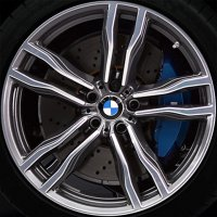 "21"" BMW 612M wheels 36112284652 36112284653"