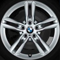 "17"" BMW 483M wheels 36117848601"